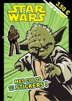 Jedi, mes colos avec stickers