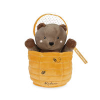 KACHOO - MARIONNETTE CACHE-CACHE OURS TED