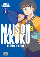 2, Maison Ikkoku - Perfect Edition T02, Perfect edition