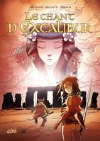 Le chant d'Excalibur, 4-6, LE CHANT D EXCALIBUR COFFRET T04 A 06