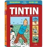 Tintin - Collection Blu-ray - Vol. 3 - Fourreau 3 DVD