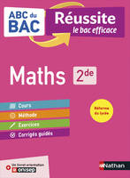ABC REUSSITE MATHS 2DE
