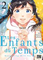 Les enfants du temps, Weathering With You