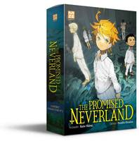 2, The Promised Neverland coffret T12 + roman