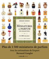 Miniatures de parfum de collection, De 1800 à nos jours
