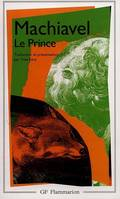 Le Prince, TRADUCTION ET PRESENTATION PAR YVES LEVY
