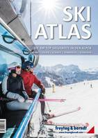 SKI-ATLAS / THE 200 BEST SKI RESORT OF THE ALPS