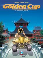 5, Golden Cup T05 Le baiser du dragon