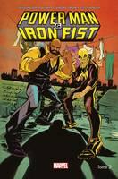 Power Man et Iron fist All-new All-different T02