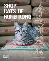 Shop Cats of Hong Kong /anglais