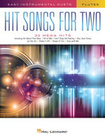 Hit Songs for Two Flutes, Easy Instrumental Duets