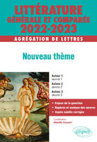 LITTERATURE GENERALE ET COMPAREE - FICTIONS ANIMALES - AGREGATION DE LETTRES 2022-2023