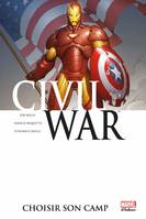 5, Civil War, Volume 5, Choisir son camp