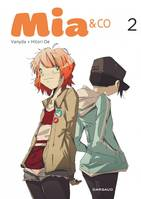 CLARA & CO-NOS ANNEES COLLEGE - MIA & CO  - TOME 2 - MIA & CO (2)