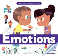 Ma baby encyclopédie..., LES EMOTIONS