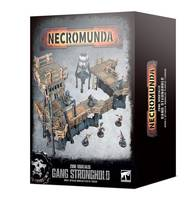 Necromunda Zone Mortalis - Gang stronghold