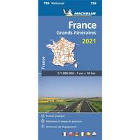 Grands Itinéraires France 2021