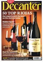 Decanter magazine March 2016, Best-buy Riojas, interview with Brian Croser, the Bordelais in California and Levante reds panel tasting…