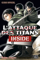 L'Attaque des Titans - Inside, Guide Officiel