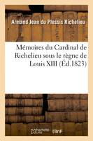 the contributions of cardinal richelieu and It's interesting to think that cardinal richelieu may no longer have the distinction of being history's most notoriously devious and power hungry member of the curia if maradiaga's clumsy outbursts are any indication, however, richelieu is in no danger of being unseated in terms of competence and accomplishment.