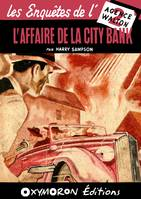 L'affaire de la City Bank