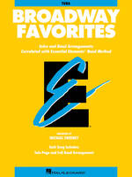 Essential Elements Broadway Favorites (Tuba)