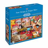 Paw Drop & Sugar Mice (1000)