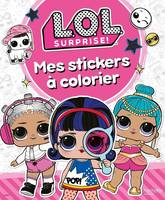 L.O.L. Surprise! - Stickers à colorier