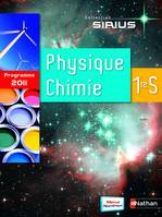 Physique-chimie 1re S / format compact 2011, programme 2011