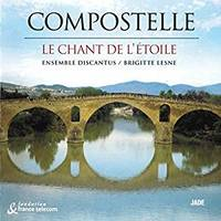 Compostelle - Cd