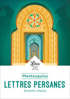 LETTRES PERSANES - EXTRAITS CHOISIS