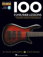 100 Funk/R&B Lessons, Bass Lesson Goldmine Series