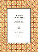 La table du Titanic