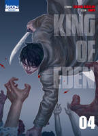 KING OF EDEN T04 - VOL04