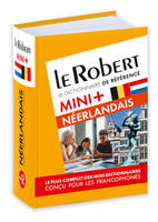 Dictionnaire Le Robert  Collins Mini Plus Néerlandais