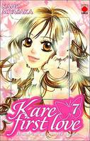 Kare first love Tome VII, Volume 7