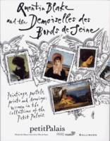 Quentin Blake and the Demoiselles des bords de Seine