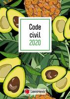 Code civil 2020 / jaquette 4