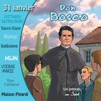 CD DON BOSCO (LIVRE AUDIO)