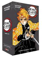Coffret Demon Slayer T04 à T06