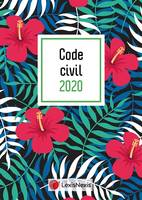 Code civil 2020 / jaquette 1