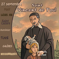 CD SAINT VINCENT DE PAUL (LIVRE SONORE)