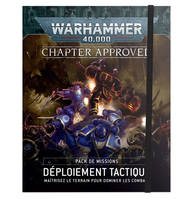Chapter Approved - Pack de missions - Déploiement tactique