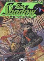 The Shadow. La BD du film.