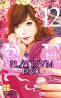 12, Platinum end / Shônen up !