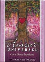 Amour universel / cartes oracle de guérison