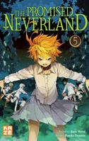 5, The promised neverland