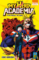 1, MY HERO ACADEMIA T01 - VOL01, Izuku Midorya : les origines