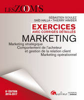 Exercices corrigés de marketing