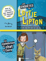 Les enquêtes de Lottie Lipton / La malédiction du chat du Caire